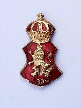 Щит с лъв - 1906