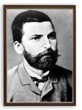 Захари Стоянов - портрет