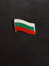 БГ знаме - развято