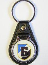 Сектор Б - кръгъл ключодържател