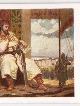 Цар Симеон пред Цариград - картичка #2